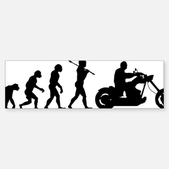 Bike Rider Sticker (Bumper)