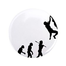 "Rock Climbing 2 3.5"" Button"