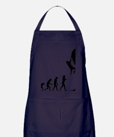 Rock Climbing 2 Apron (dark)