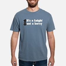Knight Not A Horsy Chess T-Shirt
