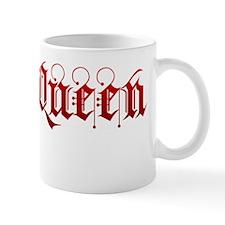 queen_notamused2 Mug