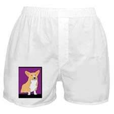 corgi_yellow Boxer Shorts