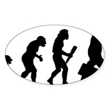 Businessman Decal