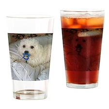 CAFEPRESS-BINKY-III Drinking Glass