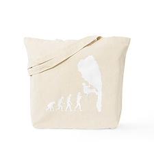 Rock Climbing 11 White Tote Bag
