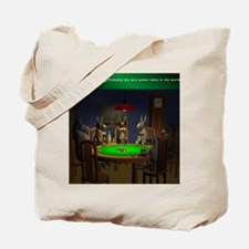 T0038A-DonkeysBestTable-2000x2000 Tote Bag