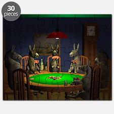 T0038B-DonkeysBestTable-2000x2000 Puzzle