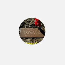 Lee Harvey Oswald 1939-1963(framed pan Mini Button