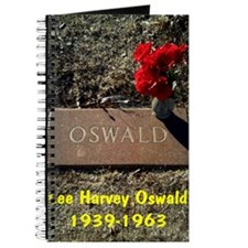 Lee Harvey Oswald 1939-1963(large poster) Journal