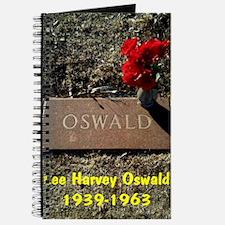 Lee Harvey Oswald 1939-1963(large poster) Journal