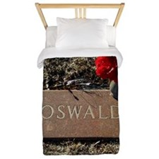 Lee Harvey Oswald 1939-1963(large poste Twin Duvet