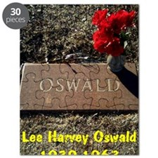 Lee Harvey Oswald 1939-1963(large poster) Puzzle