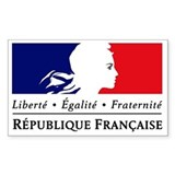 France Bumper Stickers