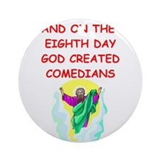 COMEDIANS.png Ornament (Round)