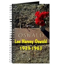Lee Harvey Oswald 1939-1963(oval portrait) Journal
