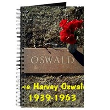 Lee Harvey Oswald 1939-1963(small poster) Journal