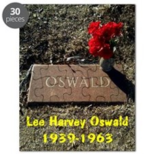 Lee Harvey Oswald 1939-1963(small poster) Puzzle