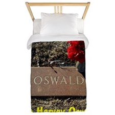 Lee Harvey Oswald 1939-1963(small poste Twin Duvet