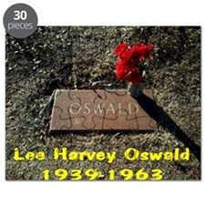 Lee Harvey Oswald 1939-1963(wall calendar) Puzzle
