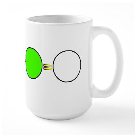 Lighting Equation Large Mug