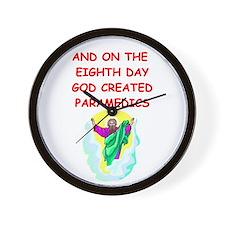 PARAMEDICS.png Wall Clock