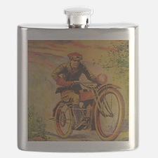 TSmotorcycle Flask