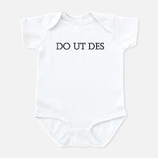 DO UT DES Infant Bodysuit
