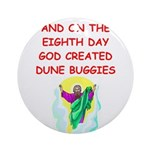 DUNEBUGGIES.png Ornament (Round)