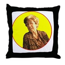 Grandma DeGennaro - Character Spotlig Throw Pillow