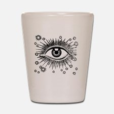 Eye Eyeball Shot Glass