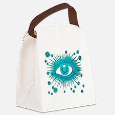 Eye Eyeball Canvas Lunch Bag