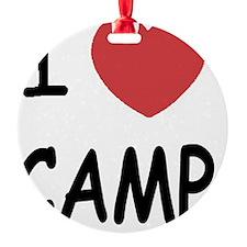CAMP01 Ornament