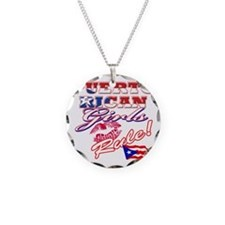 puerto rican girls rule Necklace