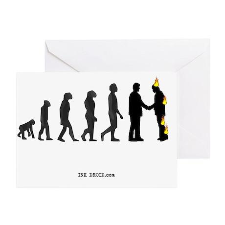 evolution_final_2.gif Greeting Card