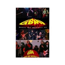 GBMI Poster 11x17 new Rectangle Magnet