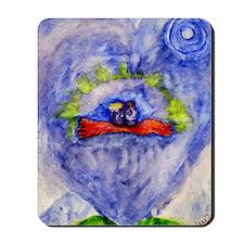 magic carpet2 Mousepad
