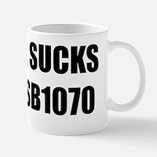 2-sucksrepealsticker Mug