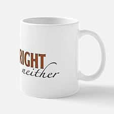 Christian Right Mug