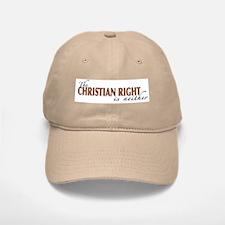 Christian Right Baseball Baseball Cap