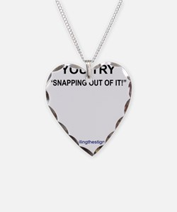 SNAPPING2 Necklace