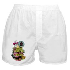 DawnDuckShirt Boxer Shorts