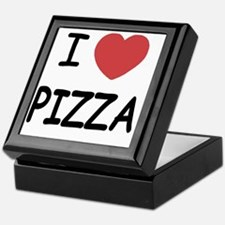 pizza01 Keepsake Box