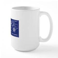 TSJr blueprint atomic earth blaster Mug