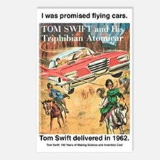 Flying Car Tom Swift Postcards (Package of 8)