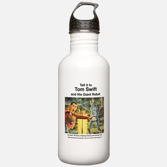 Tom Swift and his Gian Sports Water Bottle