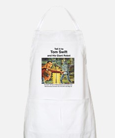 Tom Swift and his Giant Robot Apron