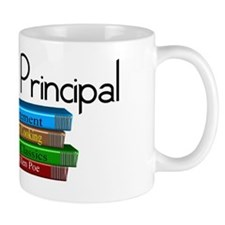 Retired Principal Mug