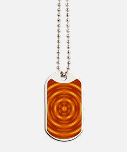 tulip journal Dog Tags