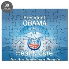 Health Care Logo E Puzzle