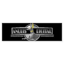 Anubis Digital Bumper Bumper Sticker